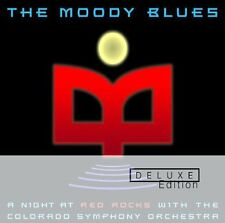 The Moody Blues - Night at Red Rocks: Deluxe Edition [New CD] UK - Import