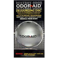 Odor Aid Deordorizing Disc -Silver