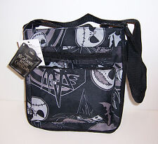 NIGHTMARE BEFORE CHRISTMAS JACK SKELLINGTON PURSE SHOULDER Cross Body BAG NWT