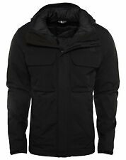 North Face Hauser TriClimate Mens A2TCL-KX7 Black Insulated Shell Jacket Size XL