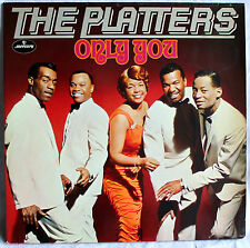 "12"" Vinyl THE PLATTERS - Only You - 2LP"