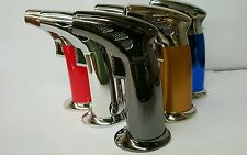 SCORCH TORCH Cigarette Lighters, Gas Butane Lighter (colors vary )