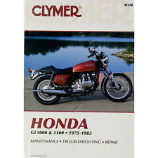 HONDA GL1000,GL1100 GOLD WING, INTERSTATE REPAIR SERVICE MANUAL BOOK M340