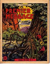 """COLLECTION COQ HARDI N° 7  """"PREMIER MESSAGE"""" DE 1947"""