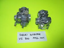 SUZUKI INTRUDER VS 800 1992-2004 MIKUNI  CARBS CARBURETORS READY TO RUN
