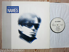 "ONE HUNDRED NAMES - Same  12"" Maxi  1985  Electro Synth"