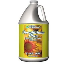 General Hydroponics Floralicious Plus 1 Gallon 1G - micobe root grow nutrient