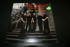 THE MISSION Soulful Sounds For A Church In Change LP VINYL RARE OUT OF PRINT