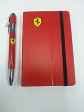 Official Ferrari Pen & Memo Note Book Set