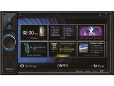 Clarion Navigation 2 DIN DVD HDMI für Honda Accord CU CW Facelift anthrazit