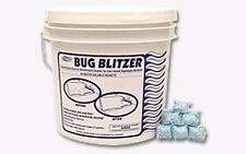 10 QTY STERN'S BUG BLITZER WATER SOLUABLE PACKETS MAKES 2.5 GAL EACH CLEANING SO