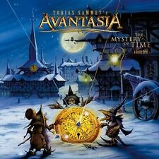 Tobias Sammet's AVANTASIA - The Mystery of Time (+2)   CD-Digibook-Issue/SEALED