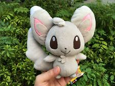 "Geniune Takara Tomy Pokemon Plush Stuffed Doll 8"" Minccino New"