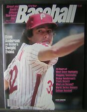 1983 Street & Smith's Official Baseball Yearbook - Steve Carlton Cover