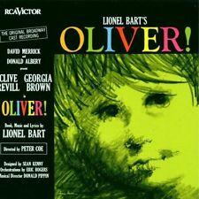 Lionel Bart : Oliver! Original Broadway Cast Recording  RCA VICTOR CD RAR!