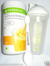 Herbalife Formula 1 Mango Nutritional Shake Mix Flavor with Shaker Cup Free