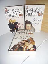 Le crepuscule des rois.La trilogie.Catherine HERMARY-VIEILLE.Albin Michel