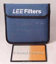 Lee Filters Coral 7 Graduado duro, 5x6 Pulgadas Formato & Bolsa. los demás que aparecen