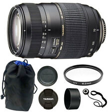 TAMRON AF 70-300mm f4-5.6 DI LD MACRO for CANON SL1, T5, 600D...Accessory Kit