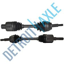 2 Front Left and Right CV Axle Shafts Explorer/Mountaineer/ Aviator 4x4 L/R