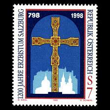 Austria 1998 - Foundation of the Archbishopric Salzburg Art - Sc 1755 MNH