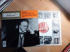 """12"""" LP - Fedor Schaljapin IV - Unvergänglich Folge 214 - Electrola 80981"""