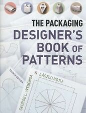 The Packaging Designer's Book of Patterns by George L. Wybenga and Lászlo Roth …