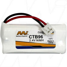 CTB96 2.4V NiMH Cordless Phone Battery