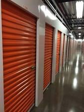 DuroSTEEL JANUS 4'x7' Self Storage 650 Series Metal Roll-up Door & Hdwe DiRECT