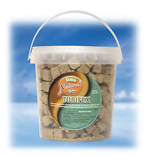 Natural Tubifex Cubes Tropical Coldwater Marine Fish Food Terrapin Food 1L