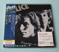 THE POLICE Regatta de blanc japan mini lp cd brand new & still sealed