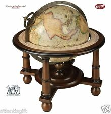 Age of Exploration 16th Century Terrestrial Mercator Globe Authentic Models New