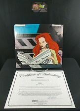 Spawn Angela Original Hand-Painted Production HBO Animation Cel with COA