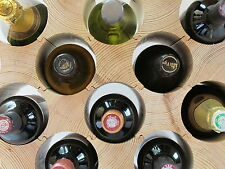 Wooden Stacking block WineRack - 'BottleBlocks'.