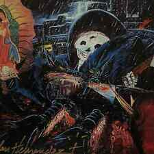 Vatos Locos Blood In Blood Out Death of Juanito Painting Signed by Artist 11x17