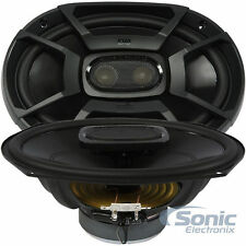 "Polk DB692 150W RMS 6"" x 9"" Marine Certified 2-Way Coaxial Car Stereo Speakers"
