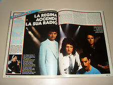 TV SORRISI CANZONI=1984/17=THE QUEEN BAND FREDDY MERCURY=KOLOSSAL FILM DOMINI=