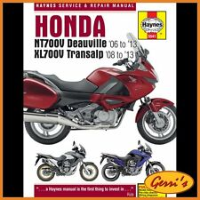 5541 Haynes Honda XL700V Transalp 2008 - 2013 Workshop Manual