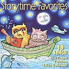 Storytime Favorites [Blister] by Music for Little People Choir (Cassette) NEW