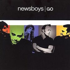 Go by Newsboys (CD, Oct-2006, Inpop Records)