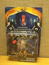 Lost In Space: Proteus Armor Dr. Smith w/Rip-Claw Spider 1997 Action Figure NOC