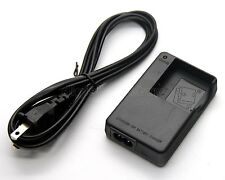 Battery Charger for BC-31L NP-40 Casio Exilim Zoom EX-Z30 EX-Z40 EX-Z50 EX-Z55