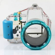 40M 130ft Underwater Diving Waterproof Housing Case for Sony NEX-5 18-55mm