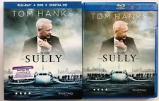 SULLY BLU RAY DVD 2 DISC SET + SLIPCOVER SLEEVE FREE WORLD WIDE SHIPPING BUY IT