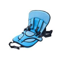 Portable Safety Booster Car Seat Cover Cushion Harness for Baby Kid Infant TA