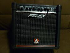 Vintage 1997 Peavey Rage 158 15 Watt Trans Tube Series Guitar Amplifier
