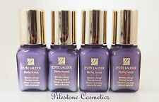 4 X Estee Lauder Perfectionist [CP+R] Wrinkle Lifting Serum 0.24 Oz (7 ml)