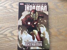 The Invincible Ironman, Extremis Graphic Novel! Look In The Shop!