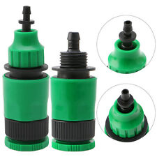 "1Pc G1/2"" G3/4"" Adapter Tap Connector Fitting Switch Garden Hose Pipe Irrigation"