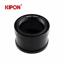 Kipon Adapter for T 42mm*0.75 T2 Mount Lens to Fuji X-Pro1 X-E1 X-T1 X-M1 Camera